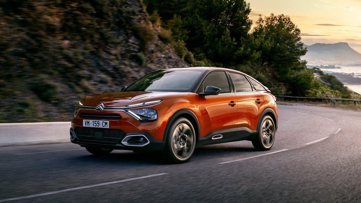 Citroen C4 Auferstehung Als Suv Coupe In 2020 Coupe Opel Corsa Limousine