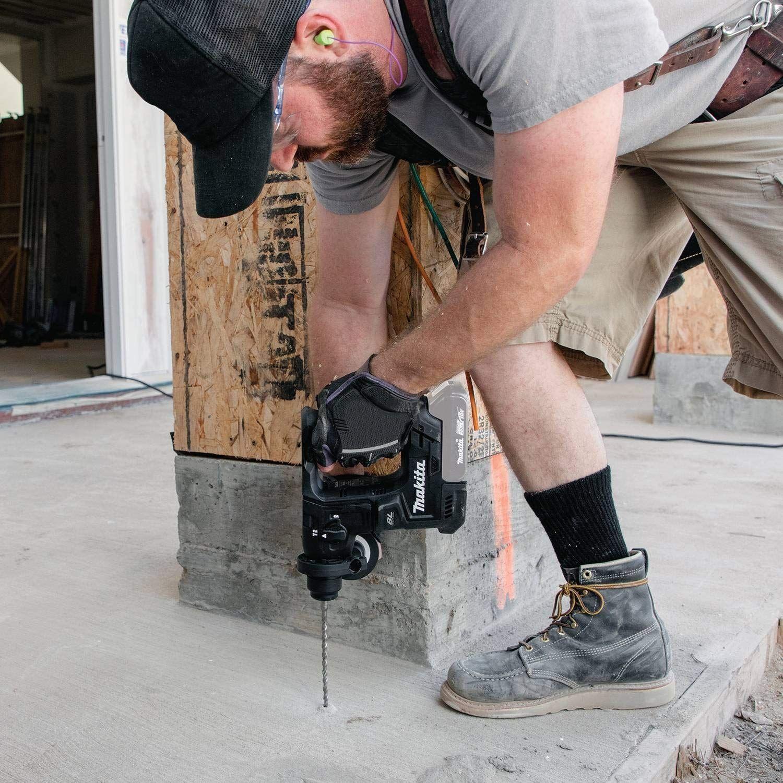 EPA 2in1 32.7cc Gasoline Petrol Demolition Hammer Drill Chisel Concrete Breaker