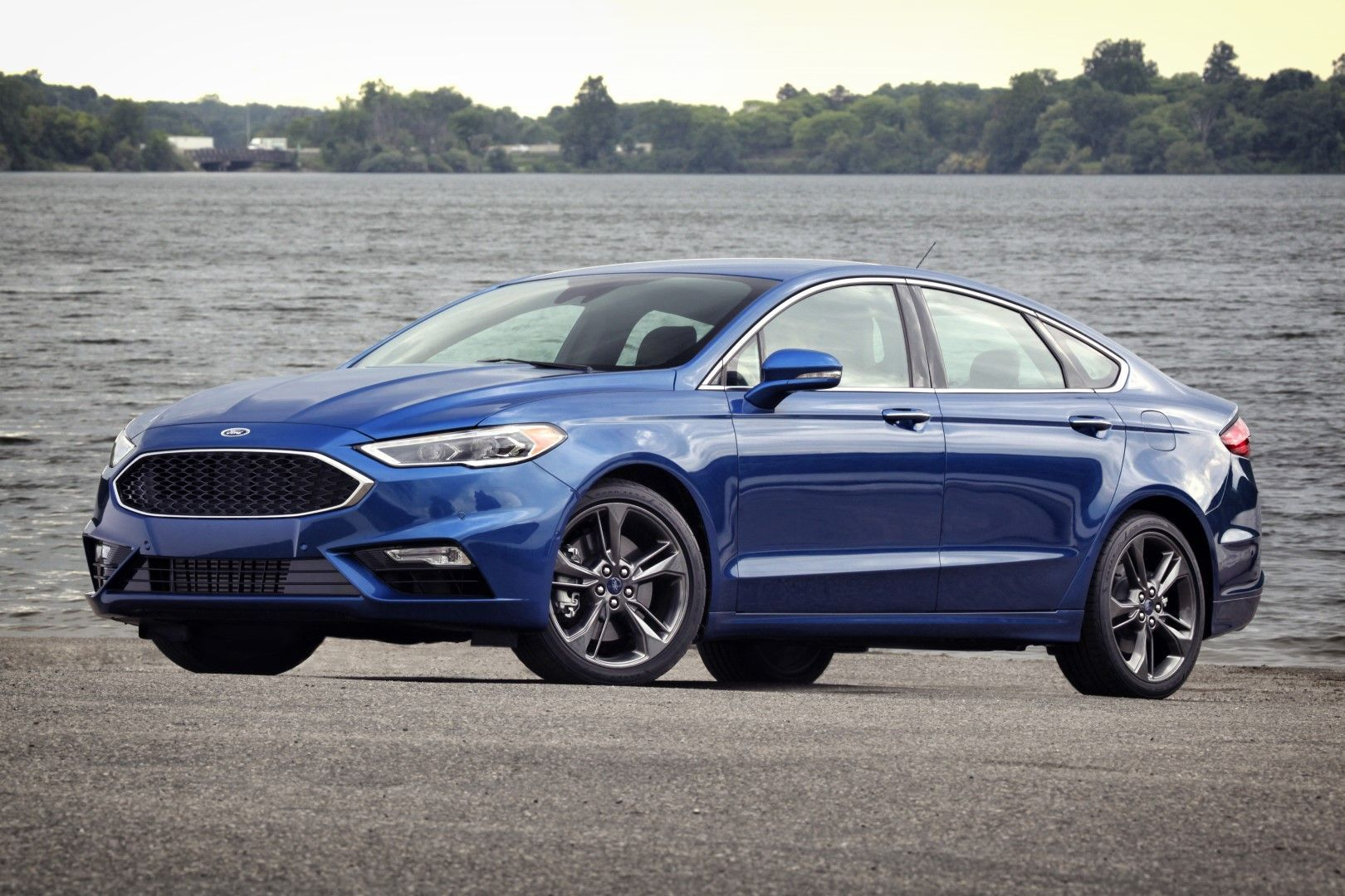 2017 2018 Ford Fusion Sport In 2020 Ford Fusion Car Ford Ford Mondeo
