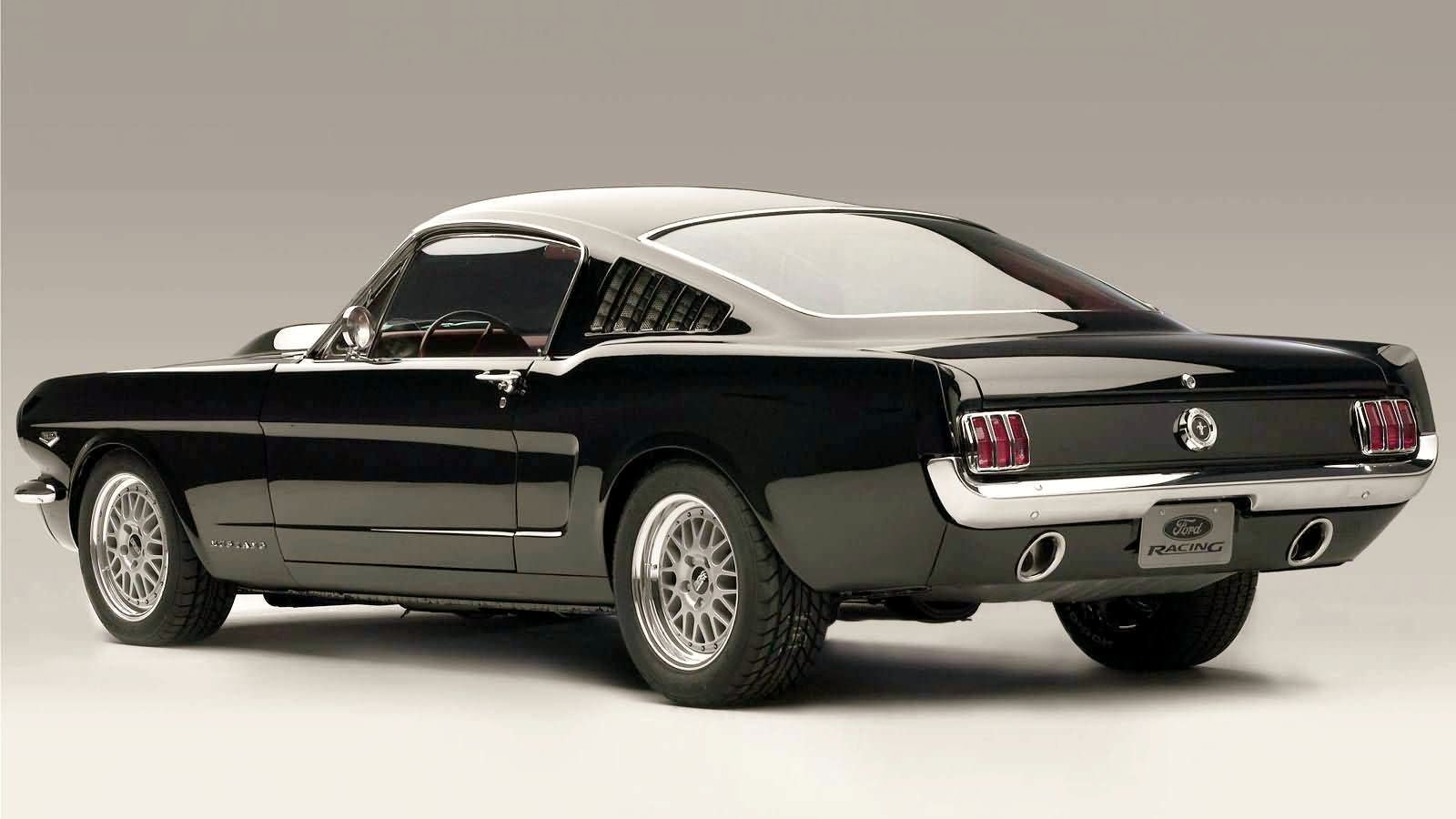 All Car Wallpapers Free Download 1965 Ford Mustang Fastback With
