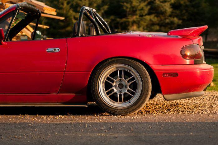 Top 10 Mazda Miata MX5 Performance Mods and Upgrades  Tops