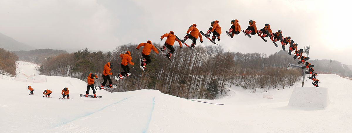 Korea,Snowboard,Action,Sports,Photographer,Manchul Kim