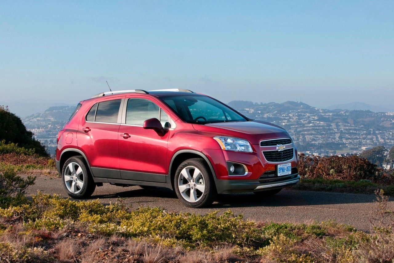 2013 chevrolet trax an athletic and versatile companion for urban explorers