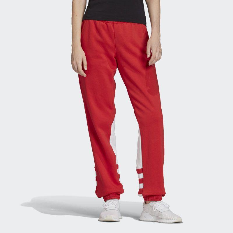 Photo of adidas Large Logo Track Jacket – Red | adidas US