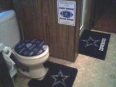 Dallas Cowboys Bathroom Set Cowboys Cowboys Dallas Cowboys Gear