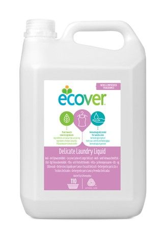 Ecover Delicate 5 Litre Laundry Liquid Delicate Laundry