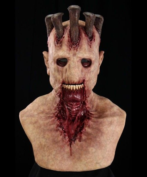 CFX Composite Effects - Horseman of Pestilence Silicone Mask