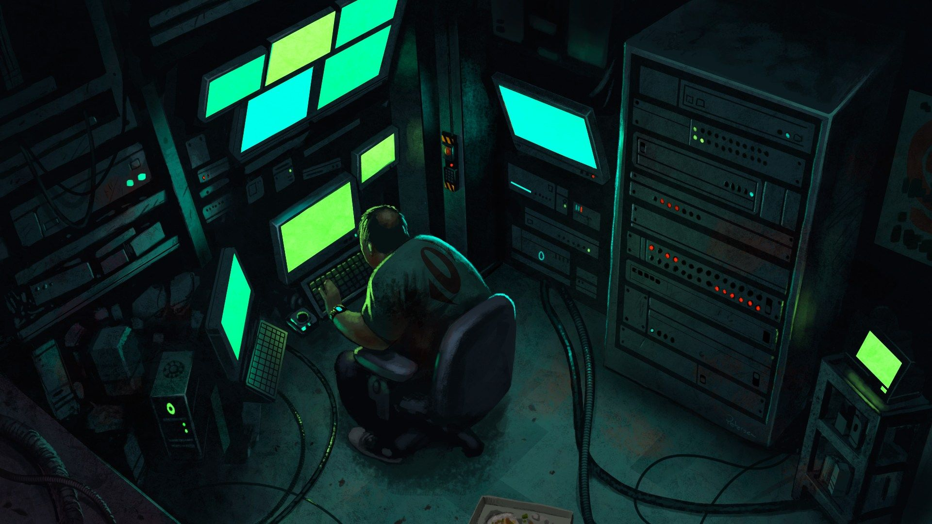 Pin on Computer Man Caves