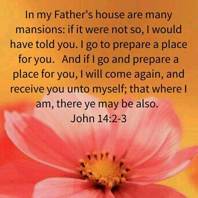 Christian Funeral Bible Quotes: Bible Verses - My Verses