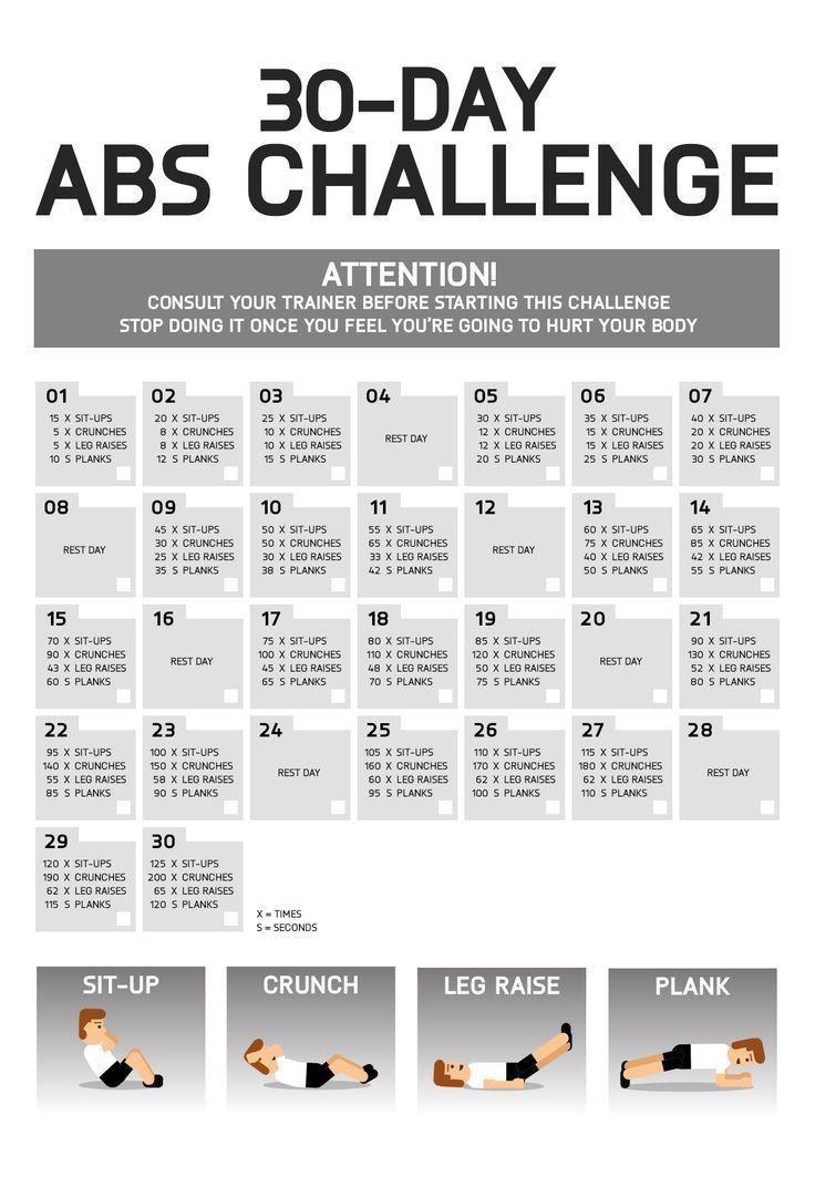 #Alltag #bleibst #Challenge #fit #Fitness #Tipps #TrainingsVideo #und #Wie Fit im Alltag: ABS 30 Tag...