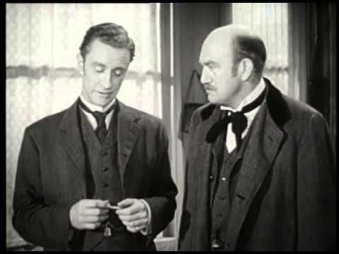 Sherlock Holmes 18 1954 The Case Of The Thistle Killer
