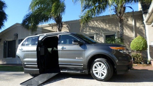 Wheelchair Accessible 2015 Ford Explorer For Sale Ford Explorer Ford Explorer For Sale Wheelchair