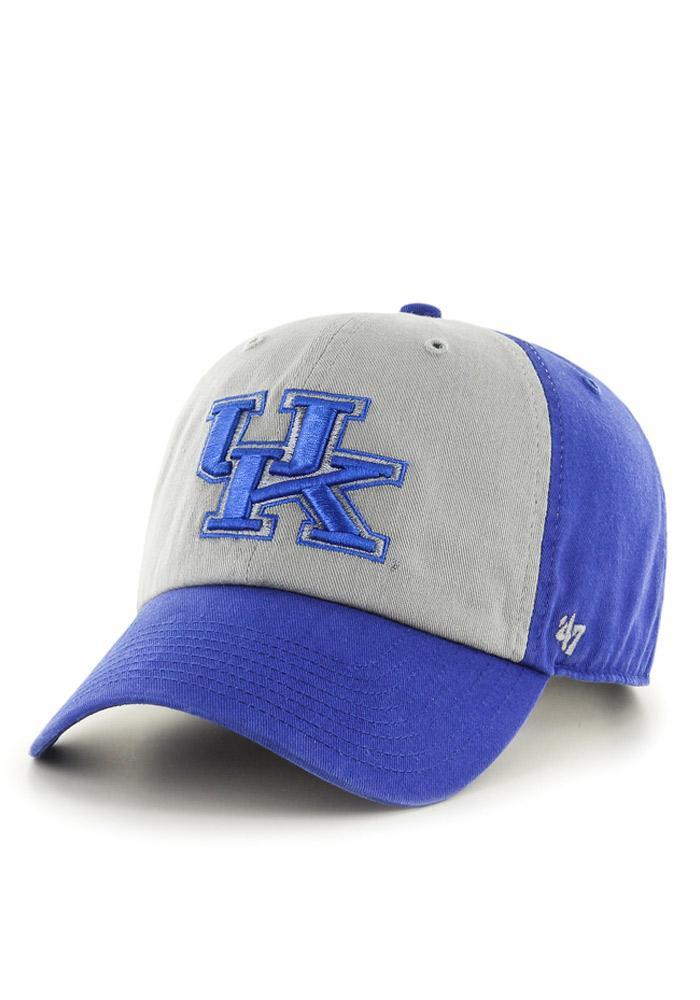 super popular 0451e d3f91  47 Kentucky Wildcats Mens Blue Clean Up Adjustable Hat, Blue, 100% COTTON  TWILL, Size ADJ.