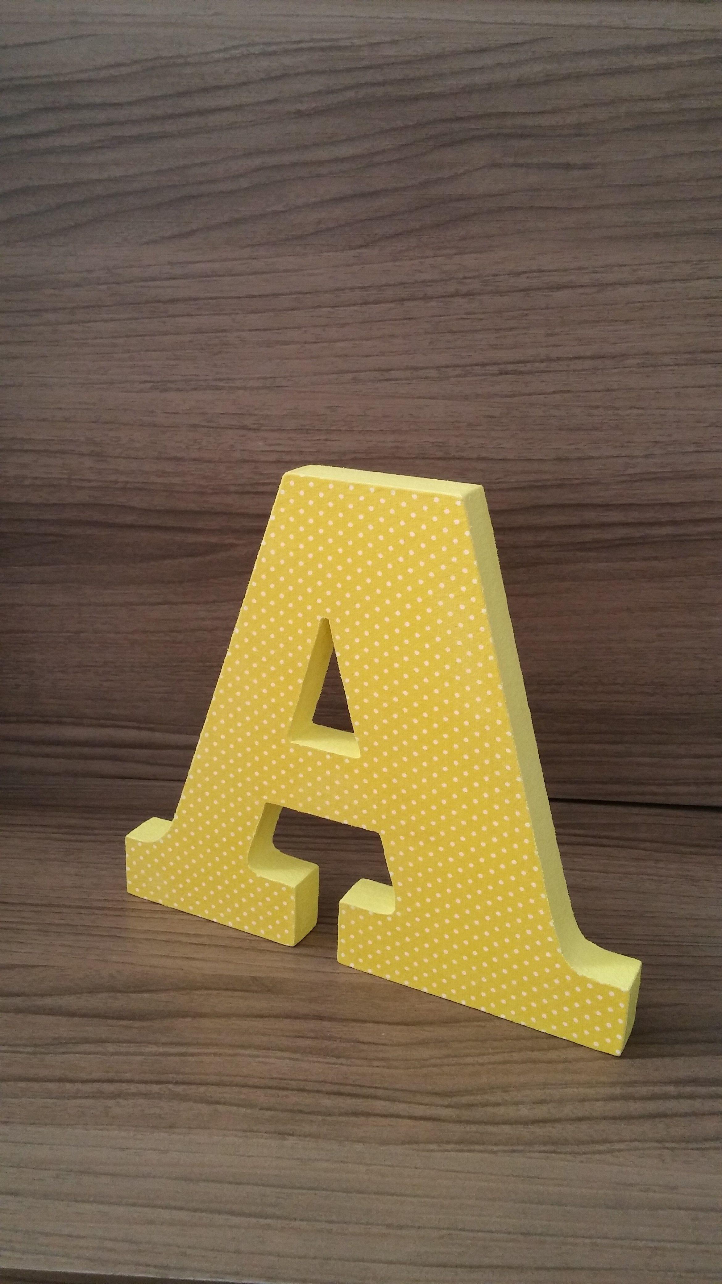 Letra Decorativa Em Mdf De A A Z Pintada E Revestida Com Tecido Temos Varias Estampas Vehicle Logos Letters Chevrolet Logo