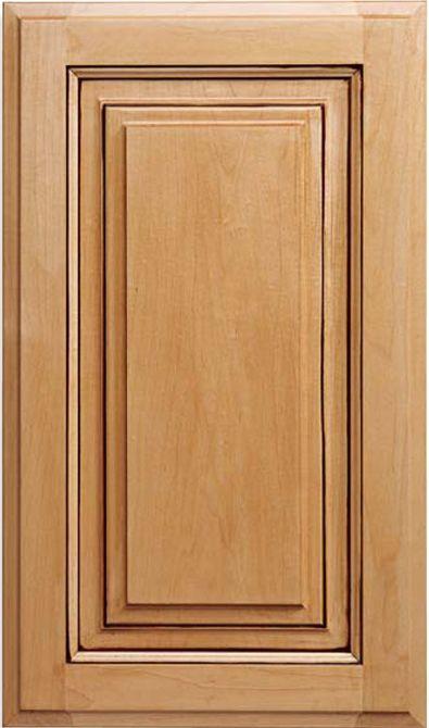 Raised Panel Doors Solid Wood Cope N Stick Cabinet Doors