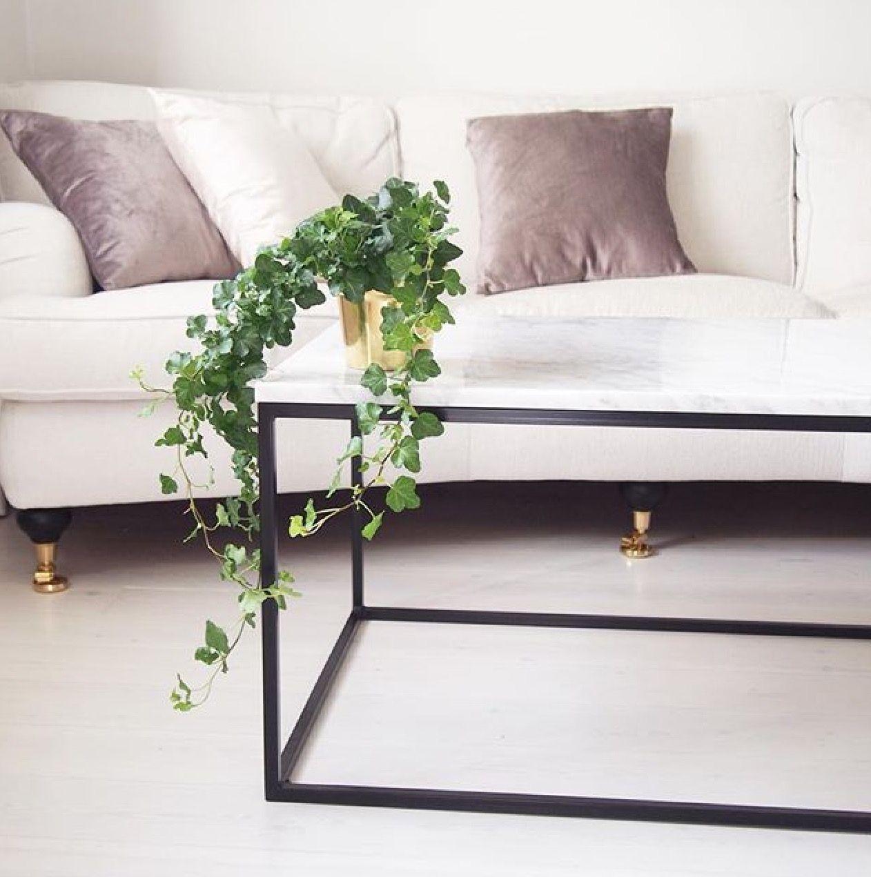 Soffbord 100 x 60 x45 5595 SEK www byingerois com marmor, marmorbord, soffbord, marble, carrara