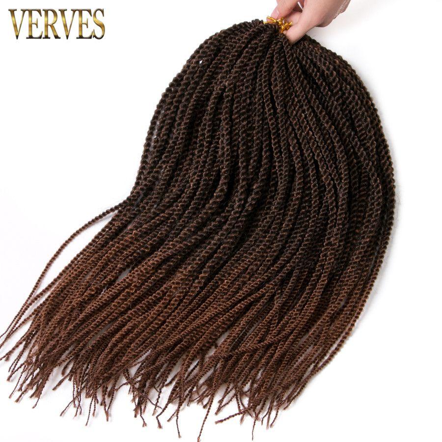 piece strandspiece crotchet braids ombre braiding hair