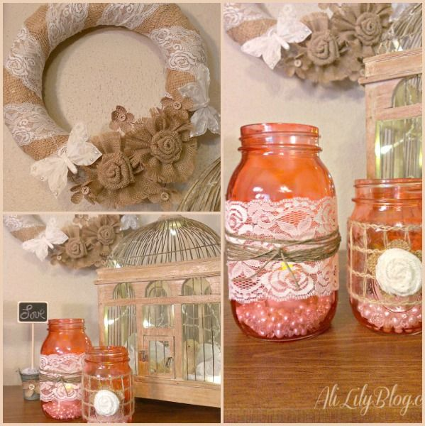DIY Gorgeous and Easy Home Decor DIY Creative Crafts Pinterest
