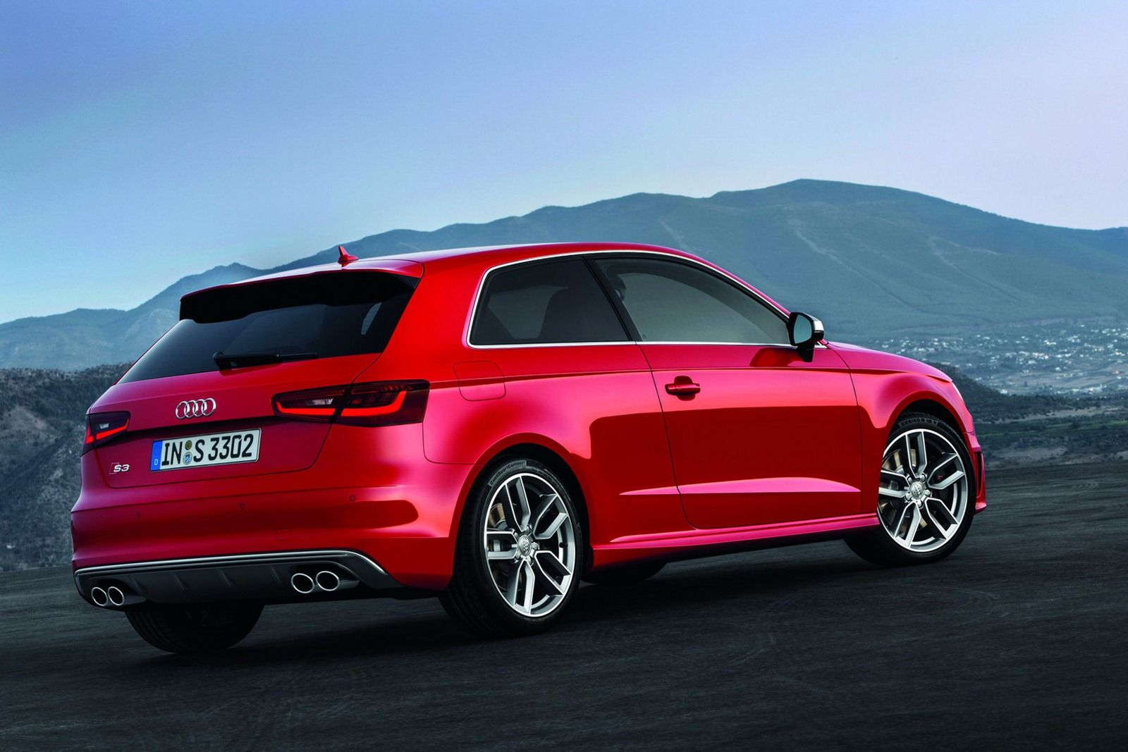 Audi Unleashes New S3 Sport Hatch With 296 Horsepower 2 0 Tfsi 33