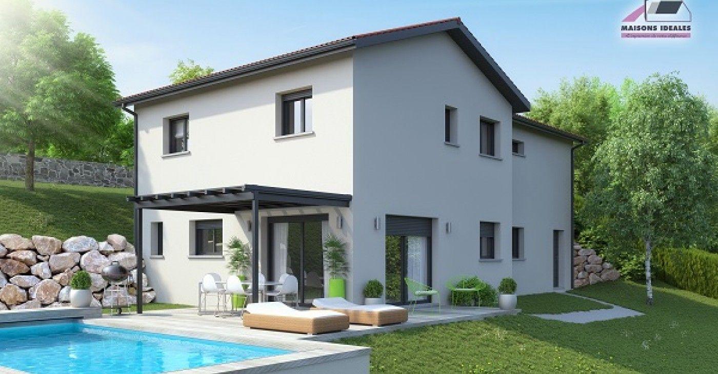 Maison Inversé Adapté Pour Terrain Très Pentu | Maisons Idéales