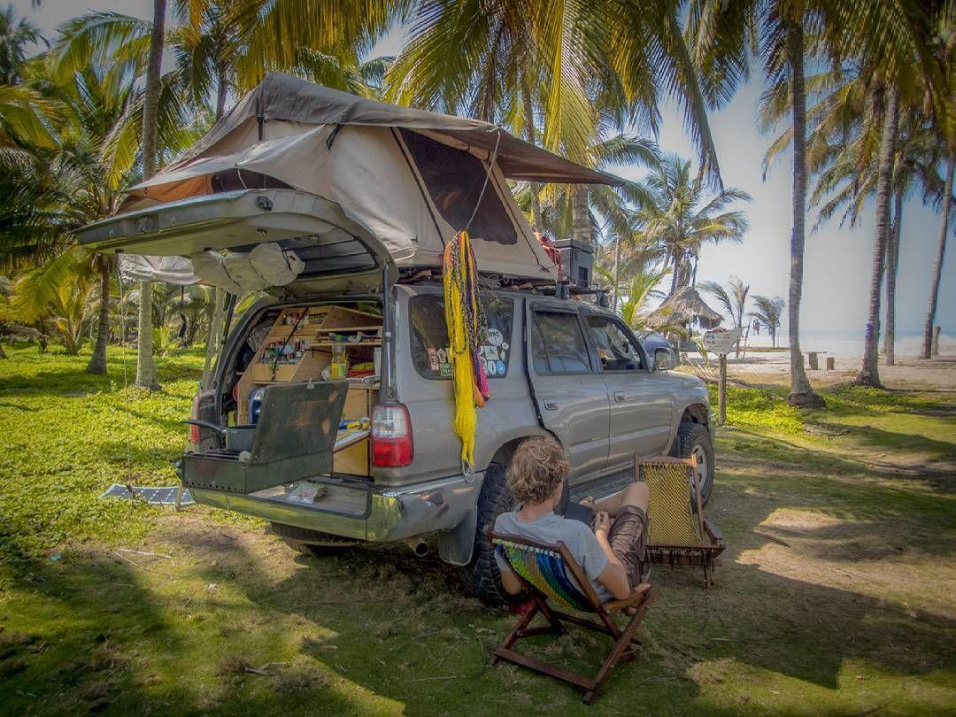 "Flightless Kiwis on Instagram ""Sometimes we camp in the"