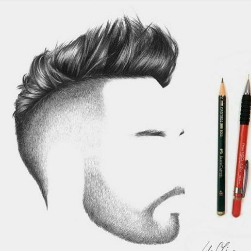 Men Hairstyles Manner Frisuren Men Shairstyles Men S Hairstyles Sketch Men Hairstyles Mann In 2020 Haare Zeichnen Haare Und Beauty Zeichnung Ideen Bleistift