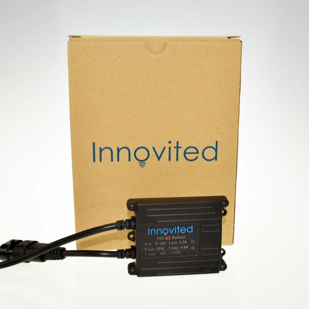 New Innovited 35w For H1 H3 H4 H7 H10 H11 9005 9006 D2r D2s Ac Digital Ballast Notapply Ballast Digital Electrical Layout