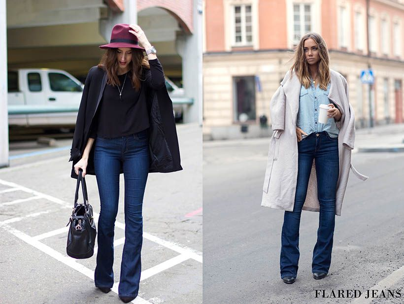top 3 trends not sure of flared jeans elements of ellis lisa olsen outfit fashion bloggers dutch blogger sarandaadriana1