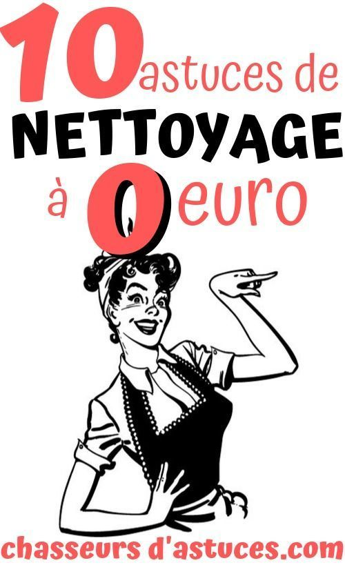 de-nettoyage