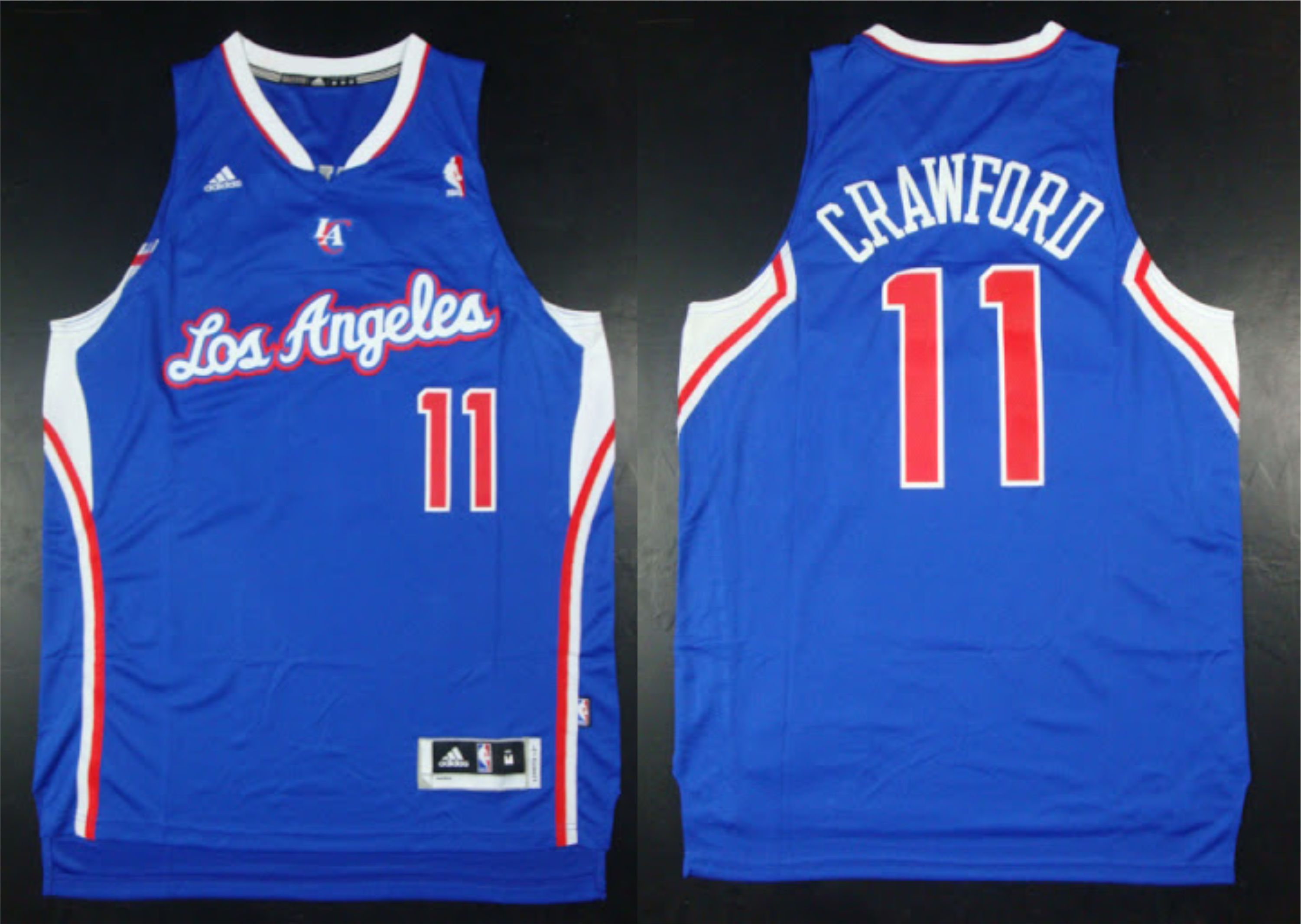 Jamal Crawford Los Angeles Clippers Jersey Nba Jersey