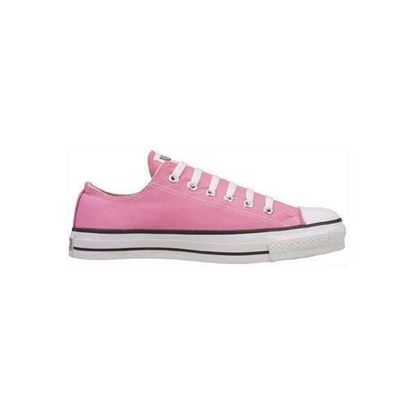 Converse Pink Plimsolls Low for Women M9007