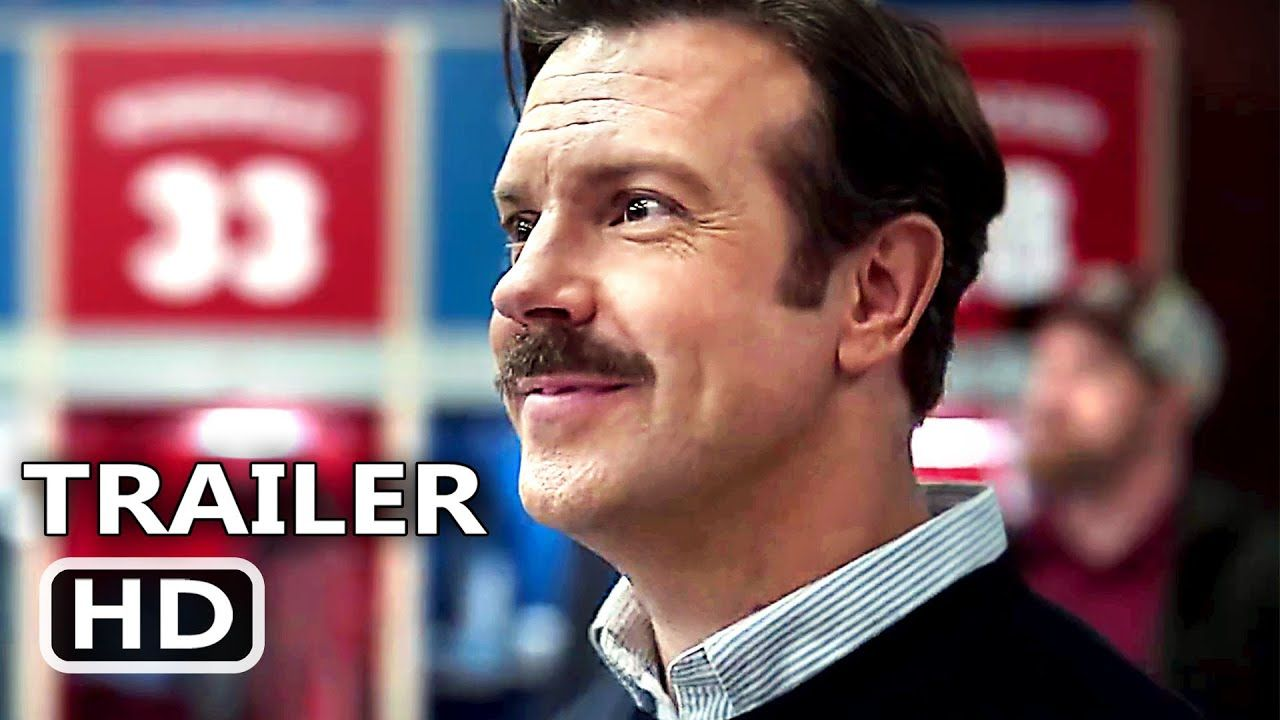 Ted Lasso Trailer Song Soundtrack Music 2020 In 2020 Trailer Song Comedy Tv Comedy Series