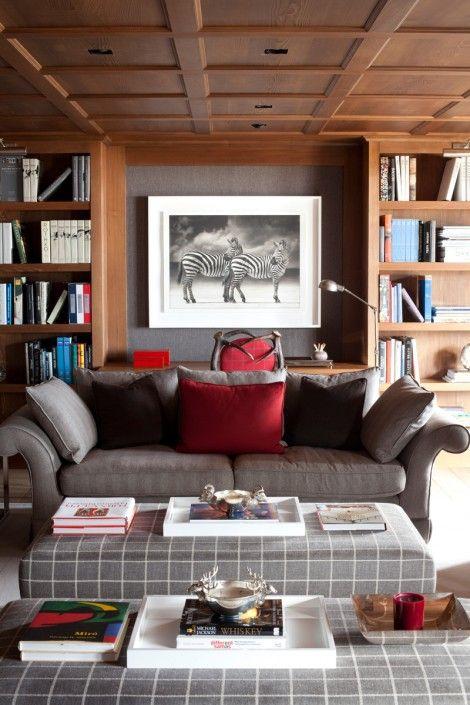 Proyecto 4 - Luis Bustamante Luis Bustamante Pinterest - interieur design studio luis bustamente