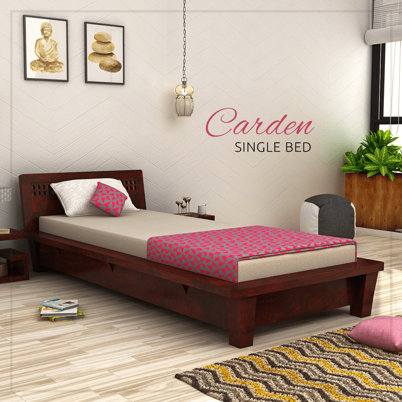 Sweet Dreams Begin Here With A Classic Design And A Modern Attitude Of Carden Single Bed Makes It A Must Have In Your Bedroom Furniture Online Bed Single Bed