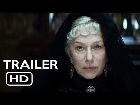 (25) Winchester Official Trailer #1 (2018) Jason Clarke, Helen Mirren Horror Mystery Movie HD - YouTube