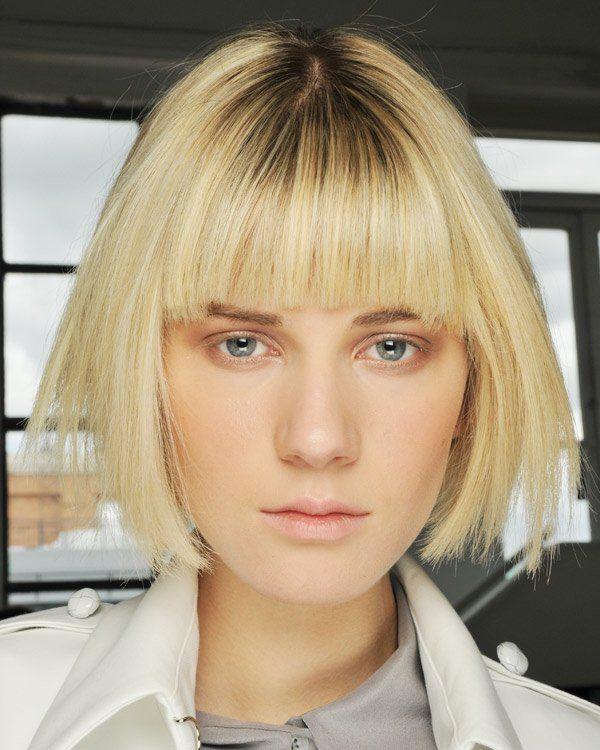 Bob Haircut Styling Schnitte Trends 2018 Frisuren Hair
