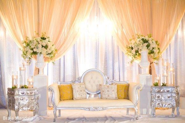 Wedding decorations long beach ca : Wedding stage reception decor ideas