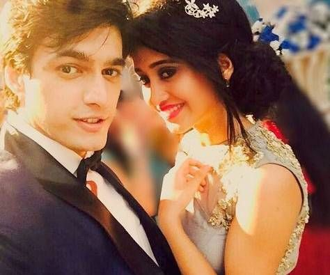 Image Result For Naira And Karthik With Images Cute Love