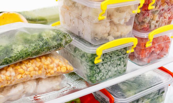 Eiskalt frisch 12 Tipps zum Einfrieren von Lebensmitteln WOHNEN