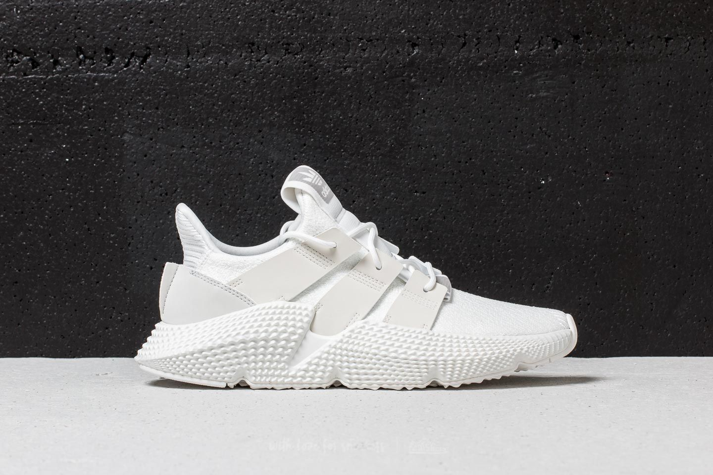 b1bee3aa2d9 adidas Prophere Ftw White  Ftw White  Crystal White in 2019 ...