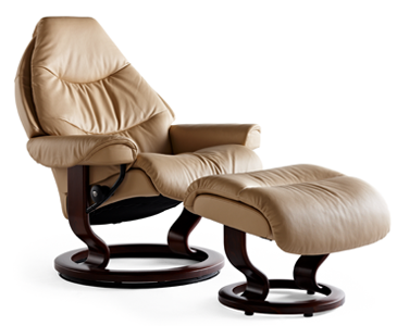 The Ekornes Stressless Voyager Recliner Chair Ships With Fast In Home  Nationwide Delivery.