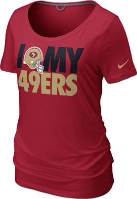 looking for a cute 49ers tee  06f3aa846