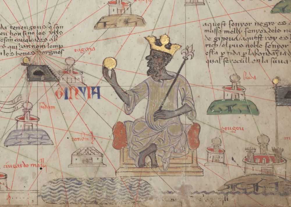 Find out more about the Mali descendants. | World history ...