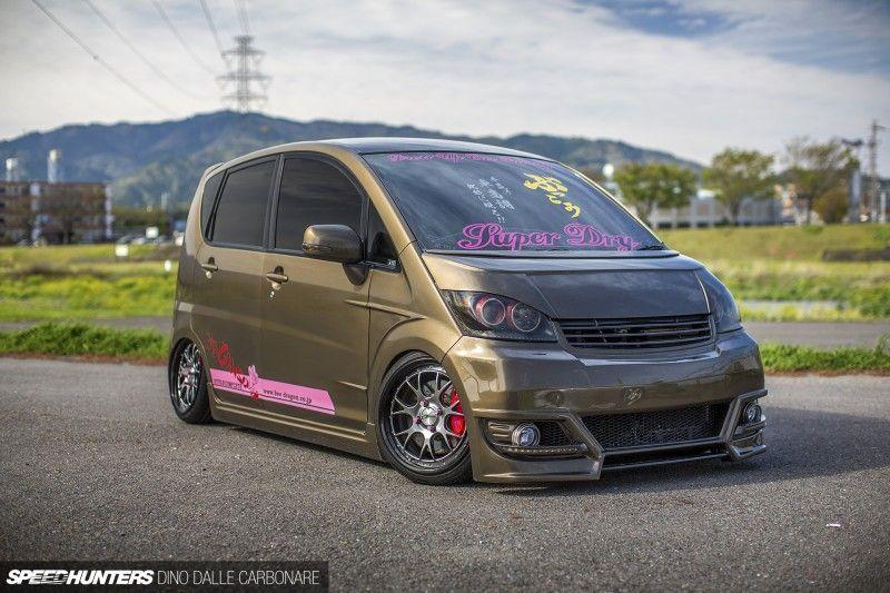 Sting Like A Bee Bite Like A Dragon Kei Car Daihatsu