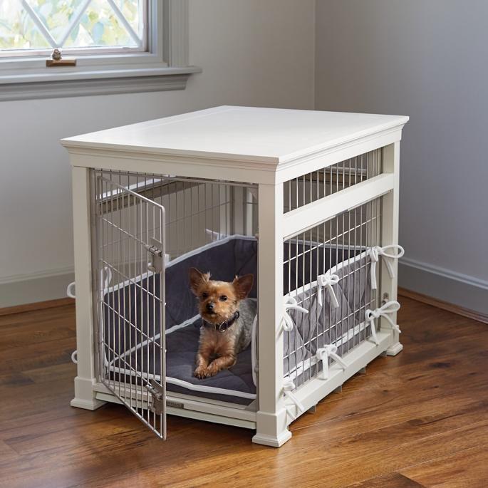 Luxury White Pet Residence Dog Crate Dogs Amp Cats Dog