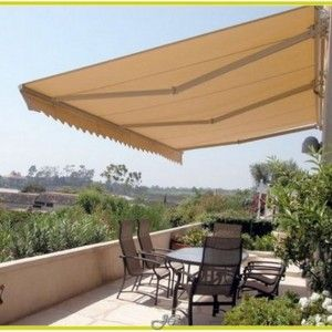 Sunsetter Retractable Awnings Canada Outdoor Pergola Patio Awning Pergola Plans
