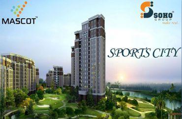 Mascot Soho Sports City Noida Extension Price List And Payment Plan Soho City Real Estate Development