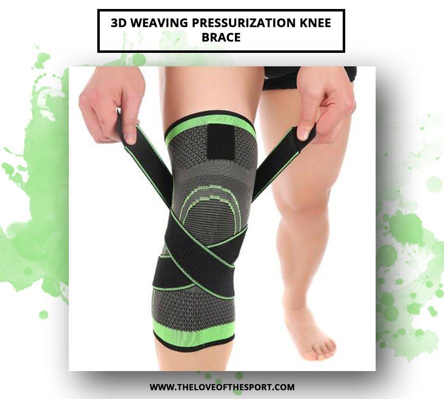 3d weaving pressurization knee brace 3d weaving technology
