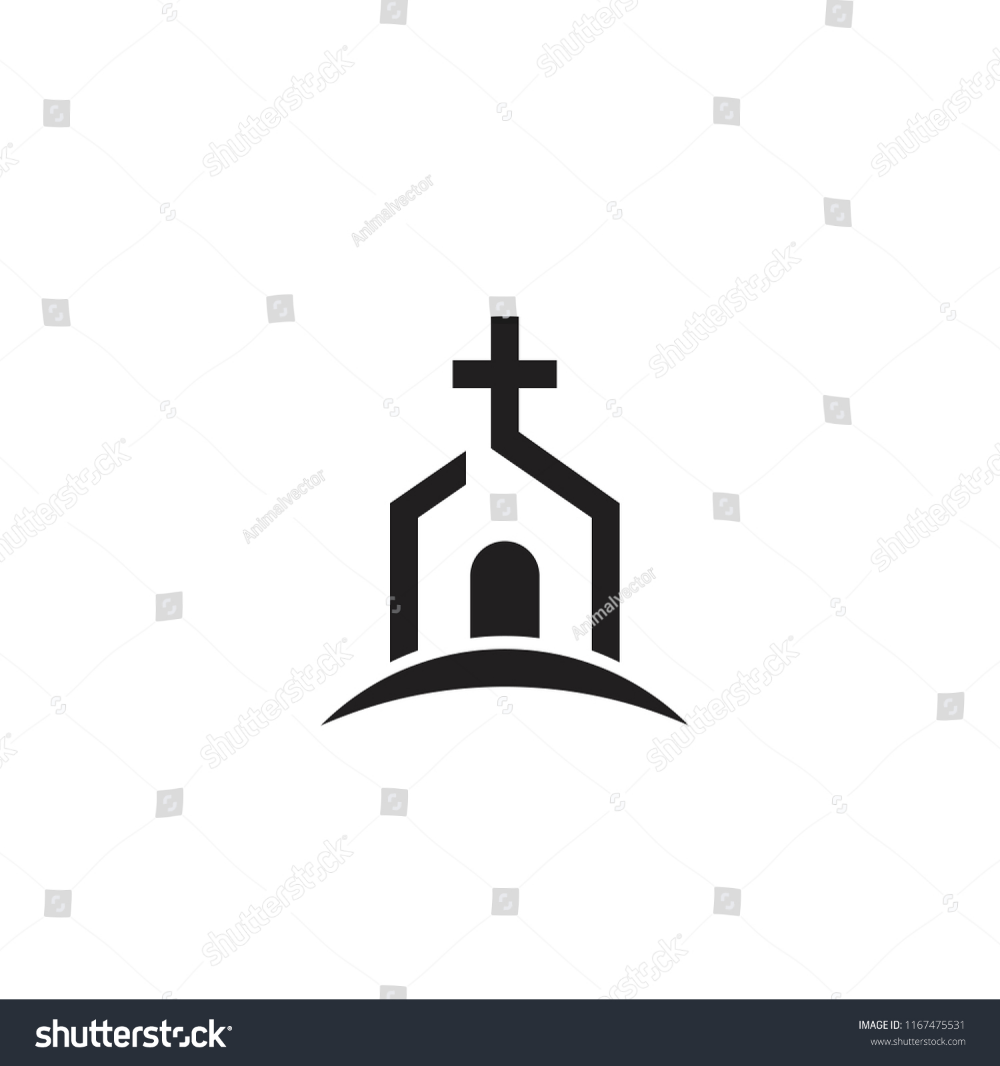 Church Free Vector Icons Designed By Freepik Vector Icon Design Free Icons Vector Icons