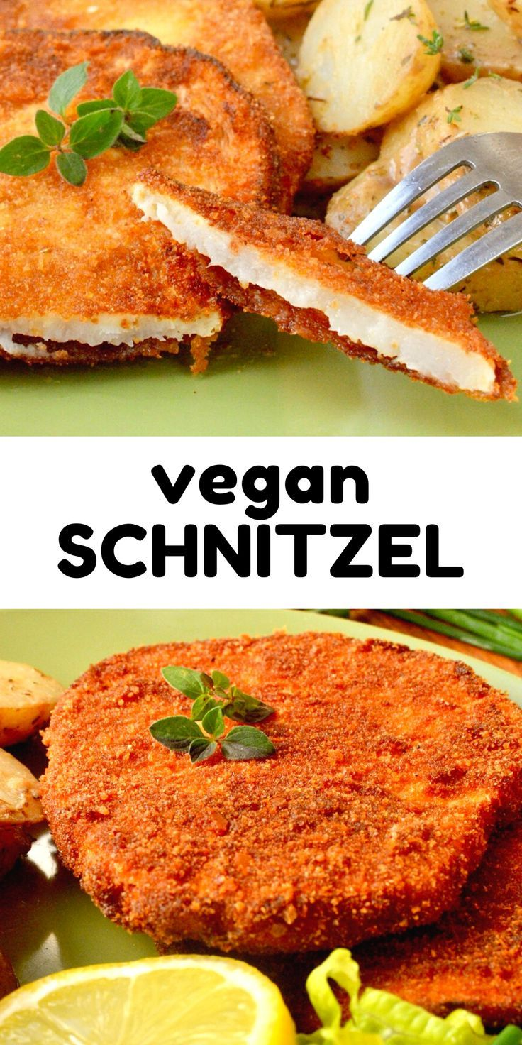 Crispy on the outside, tender on the inside. Everyone knows that schnitzel is the most famous dish of Austria, but how do you make a vegan schnitzel? Let us show our simple secret…  #veganrecipes #austria